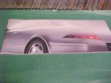 2001 MERCEDES-BENZ CL-CLASS  DEALER BROCHURE BOOKLET