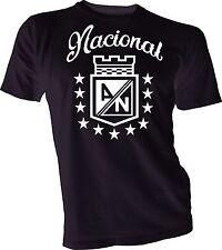 Atletico Nacional Colombia Medellin Futbol Soccer T Shirt Camiseta Postobon 02