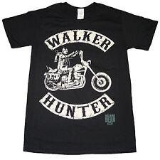 Walking Dead Daryl Dixon Walker Hunter Moto Rider Oficial Zombie T 16E