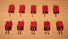 5 Paar T Mini Dean Stecker Buchse 15 A verpolsicher 10 Stück Deans T Ultra Micro