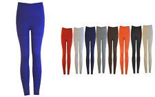 *BNWT Ladies Women Full Length Leggings Stretch Pants uk Size ( 8_10_12_14_16 )*