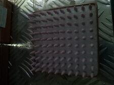 Schleifstifte halbrund 4 mm Durchmesser   3 mm Schaft  100 Stück ETSSP3x4x13
