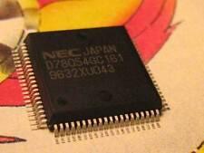 D78054GC161 8BIT SINGLE CHIP MICROCONTROLLER NEC QFP64  1PCs