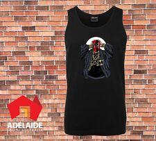 JB's Singlet Deadpool Gangsta Cool Classic New Design sizes Small to 5XL