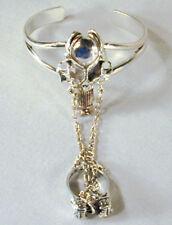 SKULL HEAD SLAVE BRACELET #49 bangle cuff new RING women ladies jewelry
