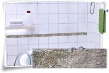 Fliesen-Aufkleber Fliesen-Bordüre Granit Marmor Kachel Aufkleber Stein Deko Bad