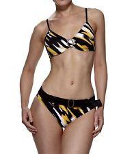 Lepel Traje De Baño Sabana Top De Bikini 70861 Negro