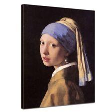 Kunstdruck - Alte Meister - Jan Vermeer - Das Mädchen mit dem Perlenohrgehänge