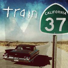 TRAIN California 37 CD BRAND NEW