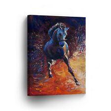 Modern Oil Painting on Canvas Print Wall Decor Art Framed %100 Handmade OPV21
