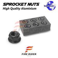 Wheel Sprocket Nuts M10 For Suzuki GSX400F 1988-1994 GSXR600 WV-Y