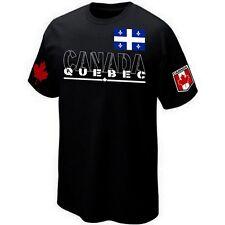 T-Shirt QUEBEC CANADA
