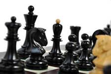 The Dubrovnik Chess Set, Box, & Board Combination