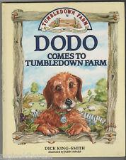 Dick King Smith - Dodo 1st Edition 1988 H/B