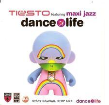 DJ TIESTO Dance 4 Life DUTCH CARDslv CD freewwship