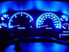 10x T5 74 1-led blue or white DASHBOARD LED CAR LIGHT  Choose Colors