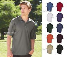 Augusta Sportswear - Men's Wicking Mesh Tee Sport Polo T-Shirt - 5095