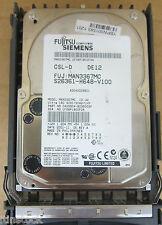 Fujitsu MAN3367MC 36.7GB Sun 3900065-02 CA05904-B22000SU 10K SCSI Hard Drive