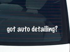 got auto detailing? DETAIL CAR MODIFY FUNNY DECAL STICKER ART WALL CAR CUTE