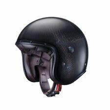 Caberg Motorrad Helm Jethelm Freeride Carbon Black