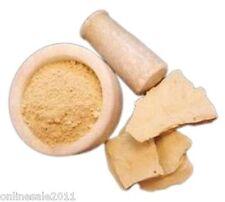 Fuller's Fullers Earth Multani Mitti Mat Chunks Powder Clay Face Pack Free Ship