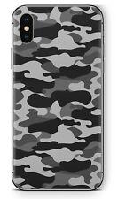 Apple iPhone Schutzfolie Skin Design Aufkleber X XS XR XS MAX Urban Camo Old