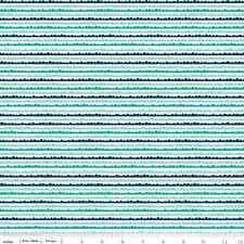 RILEY BLAKE SnapShots wave stripes Designer Cotton Fabric-fat quarter C4074-BLUE