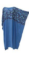 New MERMAID Amazing Soft Kaftan Caftan Cool Long Maxi Ladies Beach Coverup Dress