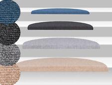 Stufenmatten Set Treppenstufen Rips 4 Farben erhältlich  ca. 64 x 20 x 4 cm