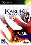 Kabuki Warriors (Microsoft Xbox, 2001)NEW~FREE SHIPPING