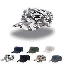 Atlantis Uniform Cap Kappe Mütze Hut Cuba Militär Tarnmuster Neu AT303