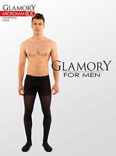 Glamory Herrenstrumpfhose Microman 100 / Männerstrumpfhose bis Größe 62, 50420
