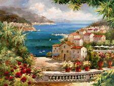 Harbor Vista by Peter Bell Print