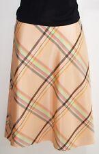 BNWT FRENCH CONNECTION Shimmering Pastel Colours Full Length Skirt UK 8 UK 10