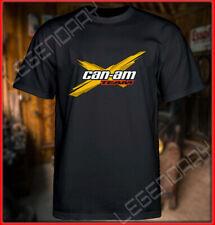 Men 2019 T Shirt Can-Am X-Team Aufkleber Outlander XMR T Shirt