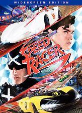 Speed Racer (DVD, 2008, Widescreen) FREE SHIPPING