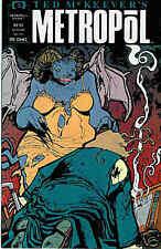 Ted JEWEL 's Metropol # 4 (USA, 1991)