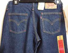 LEVI STRAUSS Original 939 Red Tab LEVI'S Lo Boot JEANS Women W25 W26 L32 W31 L33
