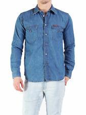 Carrera Jeans - Chemise En Jean Western 2051005A pour homme (CJ_CRJ_MBU1124)