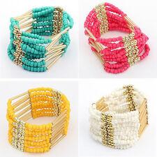 Bohemian Retro Bead Bracelet