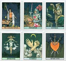 BUFFY SEASON 4 RITUAL OF ENJOINING SINGLE CARDS