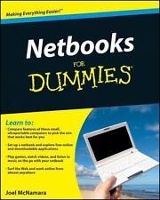 Netbooks For Dummies by McNamara, Joel