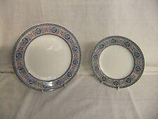 C4 Pottery Wedgwood Etruria - Lindisfarne, vintage plates - R4