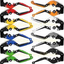 Brake Clutch Levers for HONDA CBR 600F F2,F3,F4,F4i 1987-2007 Extend And Fold