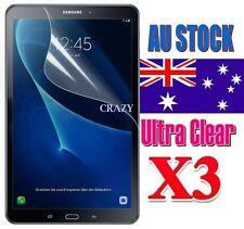 "3x Ultra Clear Screen Protector For Samsung Galaxy Tab A 7""   8""   9.7""   10.1"""