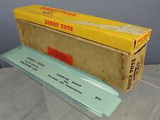 "DINKY TOYS MODEL No.994 TRADE PACK ""Rampa"" per Pullmore Car Transporter"