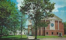 East Baptist Church Harlod Adams Pastor Lynn MA  Chrome  Postcard