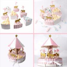 Favor Box Candy Box Chocolate Treat Gift Box Wedding Decor CH