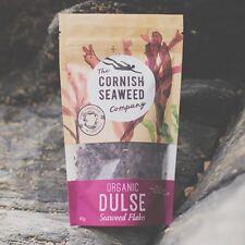 The Cornish Seaweed Company | Flaked Organic Dulse Flakes. 40g