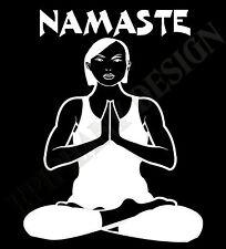 BUDDAH CAMISETA YOGA Budismo Zen Namaste interno calma ORIGINAL REGALO